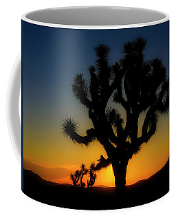 Sunrise At Joshua Coffee Mug