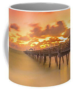 Sunrise At Juno Beach Coffee Mug