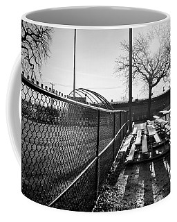 Sunrise At Lions Field Coffee Mug