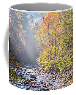 Sunrise At Metcalf Bottoms Coffee Mug