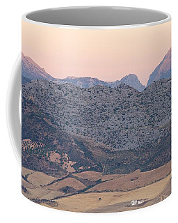 Sunrise At Mirador De Ronda Coffee Mug