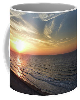 Sunrise At North  Myrtle Beach Coffee Mug