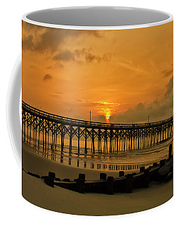 Sunrise At Pawleys Island Coffee Mug