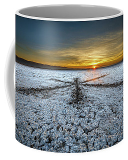 Sunrise At Soda Lake Coffee Mug