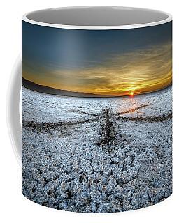 Sunrise At Soda Lake Coffee Mug