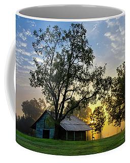Sunrise At The Farm Coffee Mug