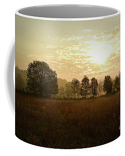 Sunrise Autumn Equinox 2017 Coffee Mug