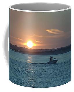 Sunrise Bassing Coffee Mug