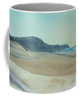 Sunrise Beach And Lions Head Noosa Heads Queensland Coffee Mug