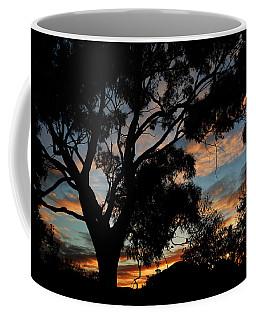 Coffee Mug featuring the photograph Sunrise Bird by Mark Blauhoefer