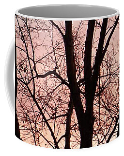 Sunrise Branches Coffee Mug