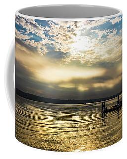 Sunrise Burning Coffee Mug