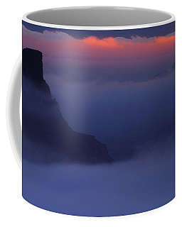Sunrise Canyons And Clouds At Deadhorse Point State Park Coffee Mug