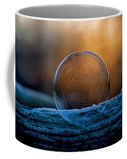 Sunrise Capture In Bubble Coffee Mug
