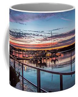 Sunrise Christmas Morning Coffee Mug