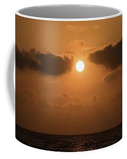Sunrise Cloud Break Delray Beach Florida Coffee Mug