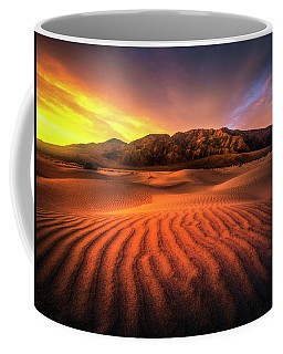 Sunrise-death Valley Coffee Mug