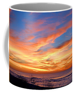 Sunrise Dune I I I Coffee Mug by  Newwwman