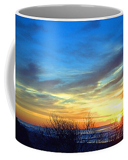 Sunrise Dune I I Coffee Mug by  Newwwman