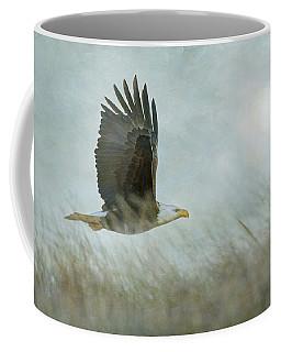 Sunrise Eagle Coffee Mug