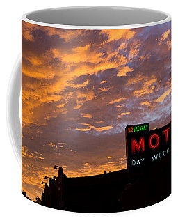 Sunrise Enters Capitola Coffee Mug