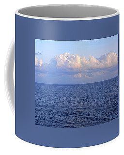 Sunrise From The Atlantic Ocean Coffee Mug