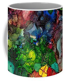 Sunrise Garden Explosion Coffee Mug