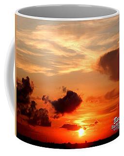 Sunrise In Ammannsville Texas Coffee Mug