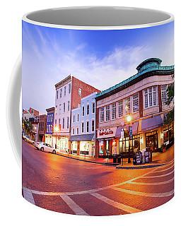 Sunrise In Annapolis Coffee Mug