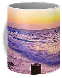 Sunrise In Cancun Coffee Mug