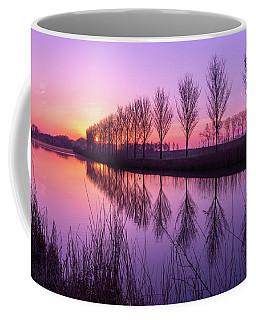 Sunrise In Holland Coffee Mug