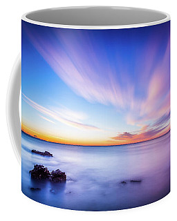 Sunrise In La Mata Coffee Mug