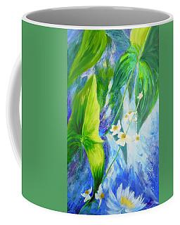 Sunrise In My Garden Coffee Mug