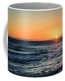 Sunrise In Nags Head Coffee Mug