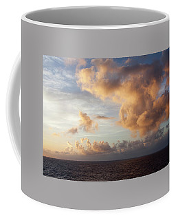 Sunrise In Pacific Coffee Mug