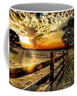 Sunrise In Summer Coffee Mug