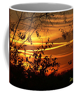 Sunrise In Tennessee Coffee Mug by EricaMaxine  Price