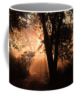 Sunrise In The Marsh 3 Coffee Mug
