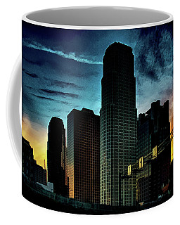 Sunrise L A Coffee Mug