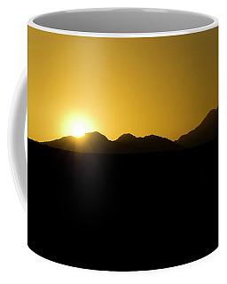 Sunrise Namibian Dunes Coffee Mug
