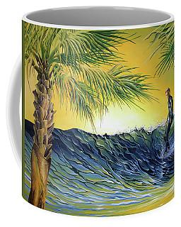 Sunrise Nose Ride Coffee Mug