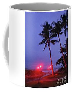 Sunrise Ocean Pathway Coffee Mug