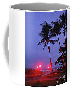 Sunrise Ocean Pathway Coffee Mug