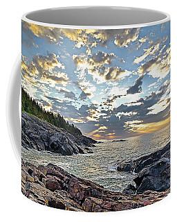 Sunrise On Christmas Cove Coffee Mug