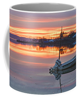 Sunrise On Christmas Day Coffee Mug