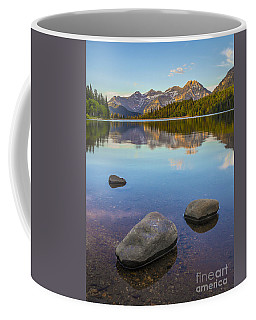 Sunrise On Mount Timpanogos Coffee Mug