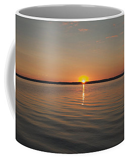 Sunrise On Seneca Lake Coffee Mug