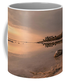Sunrise On The Dead Sea-1 Coffee Mug