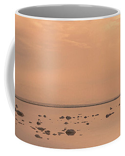 Sunrise On The Dead Sea-2 Coffee Mug