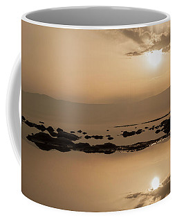Sunrise On The Dead Sea-3 Coffee Mug